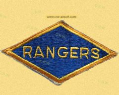WWII Rangers patch replica (free shipping)